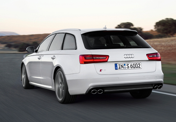 Photos Of Audi S6 Avant 4g C7 2012 2048x1536