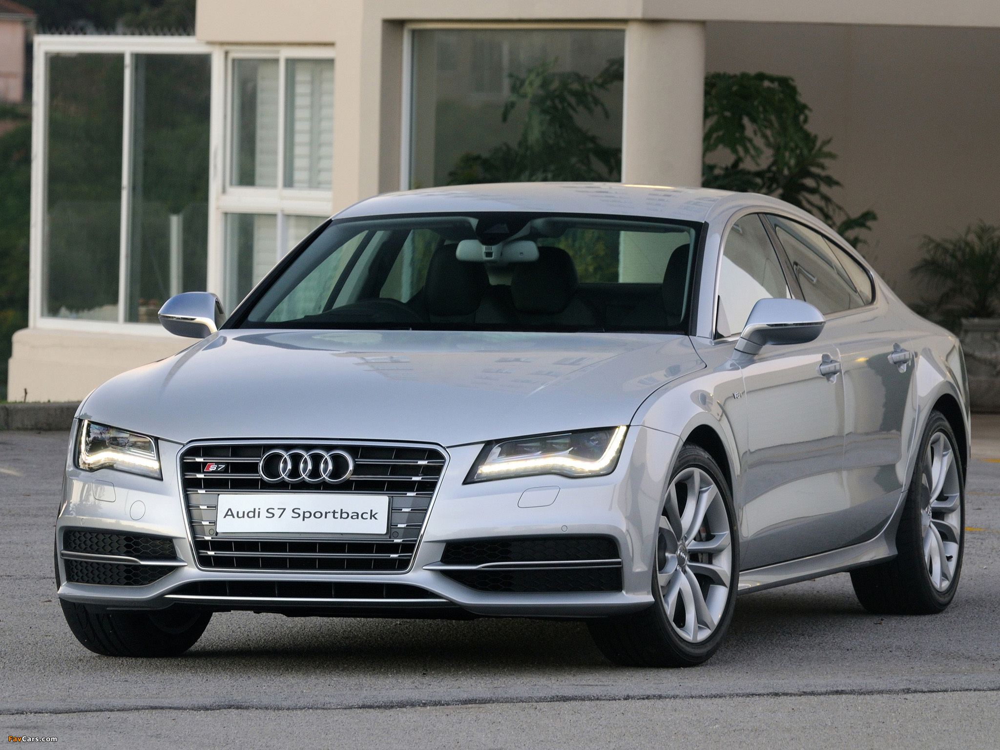audi s7 sportback za spec 2012 images 2048x1536. Black Bedroom Furniture Sets. Home Design Ideas