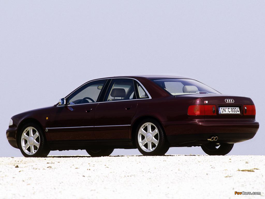 Photos Of Audi S8 D2 1996 99 1024x768