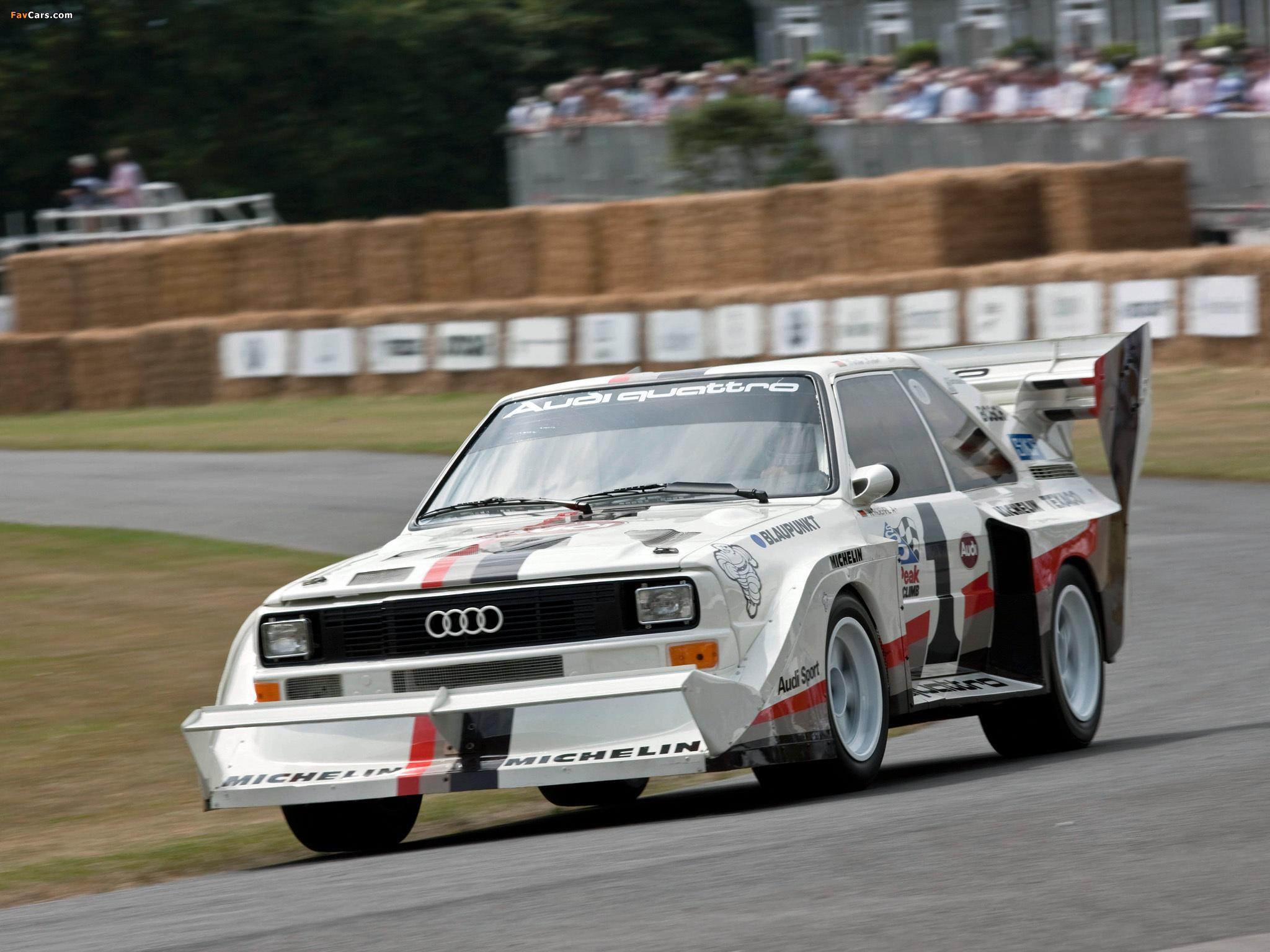 Images Of Audi Sport Quattro S1 Pikes Peak Hill Climb 1986