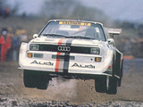 Images of Audi Sport Quattro S1 Race of Champions 1988
