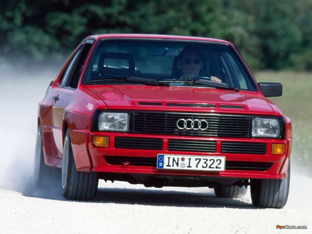Wallpapers Of Audi Sport Quattro 1984 86 1024x768
