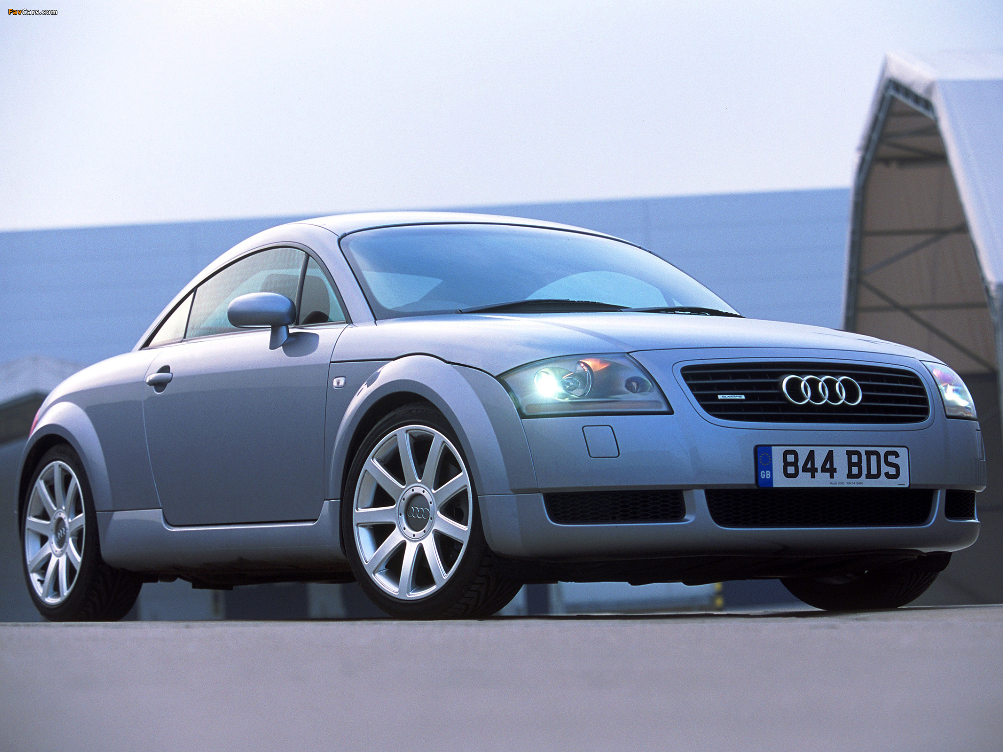 Audi Tt Coupe Uk Spec 8n 1998 2003 Pictures 2048x1536