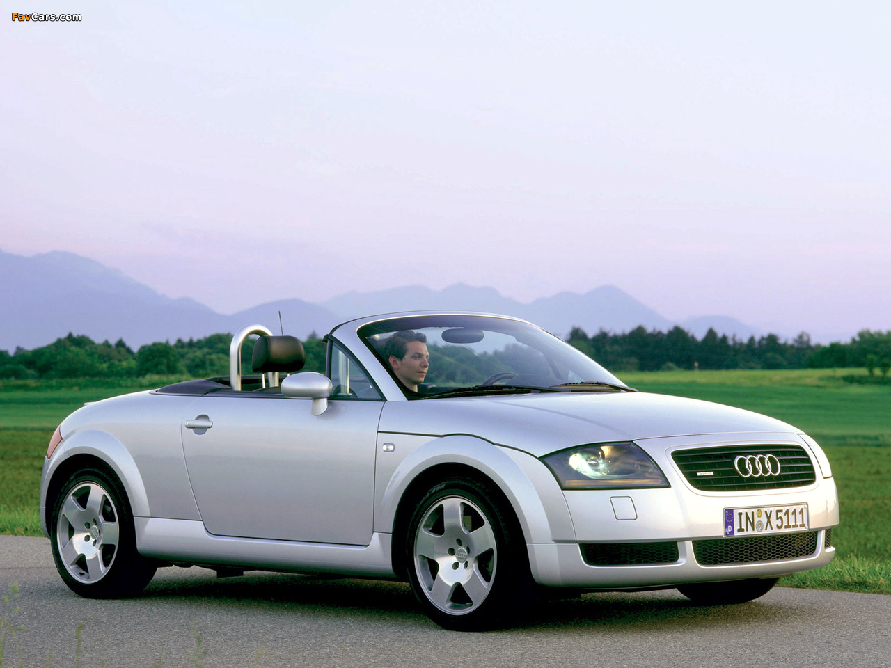 Audi Tt Roadster 8n 1999 2003 Pictures 1280x960