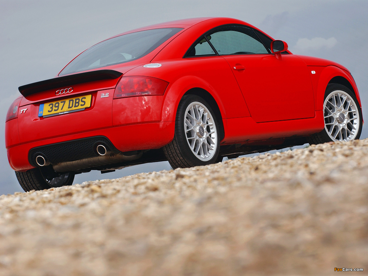 Audi Tt 3 2 Quattro Coupe Uk Spec 8n 2003 06 Images