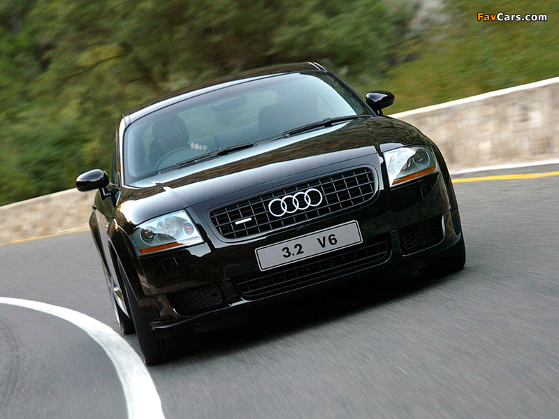 audi tt 3 2 quattro coupe za spec 8n 2003 06 images 800x600. Black Bedroom Furniture Sets. Home Design Ideas