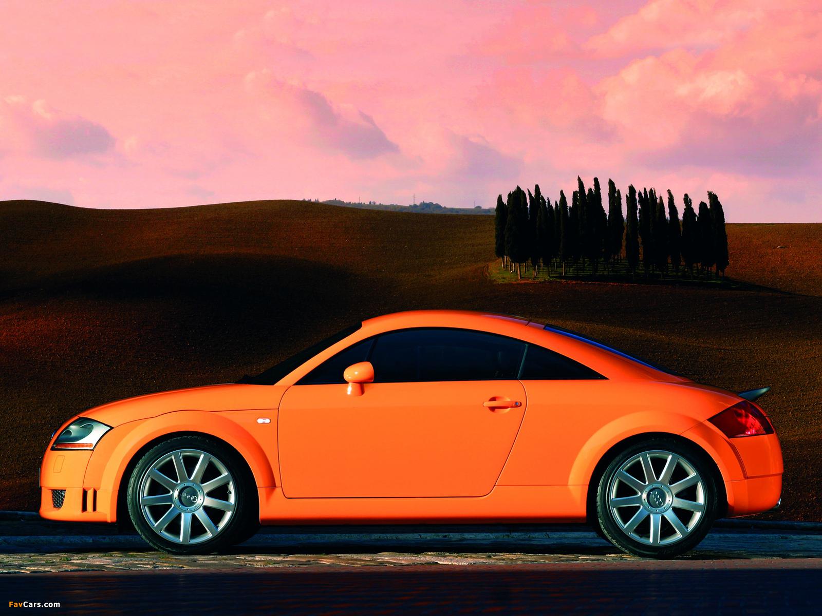 Audi Tt 3 2 Quattro Coupe 8n 2003 06 Photos 1600x1200