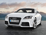 Audi TT RS Coupe (8J) 2009 images