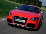 Audi TT RS Coupe (8J) 2009 images
