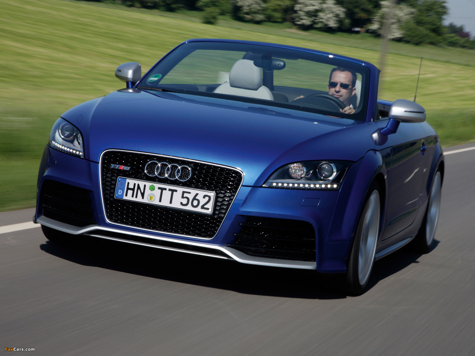 Audi Tt Rs Roadster 8j 2009 Photos 1600x1200