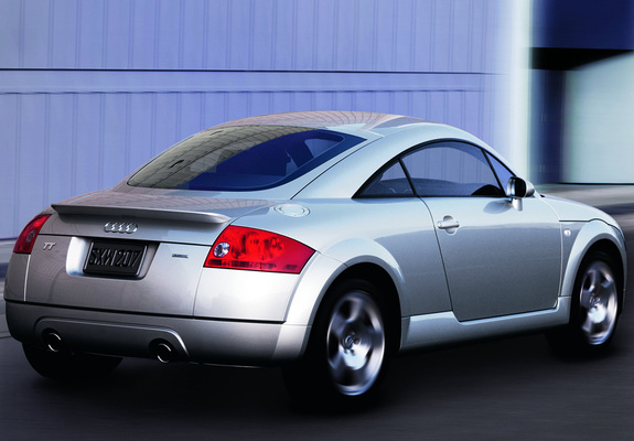 images of audi tt coupe us spec 8n 1998 2003. Black Bedroom Furniture Sets. Home Design Ideas