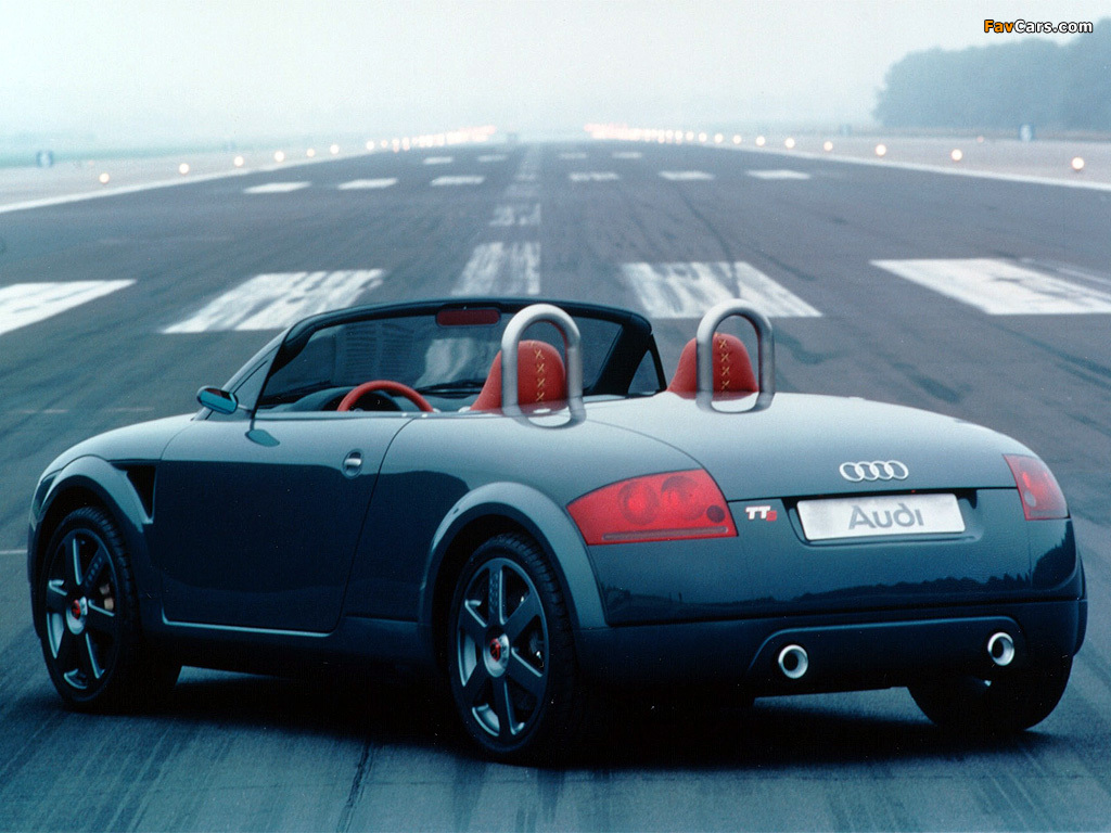 Photos Of Audi Tts Roadster Concept 1995 1024x768