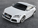 Photos of Audi TT RS Coupe (8J) 2009