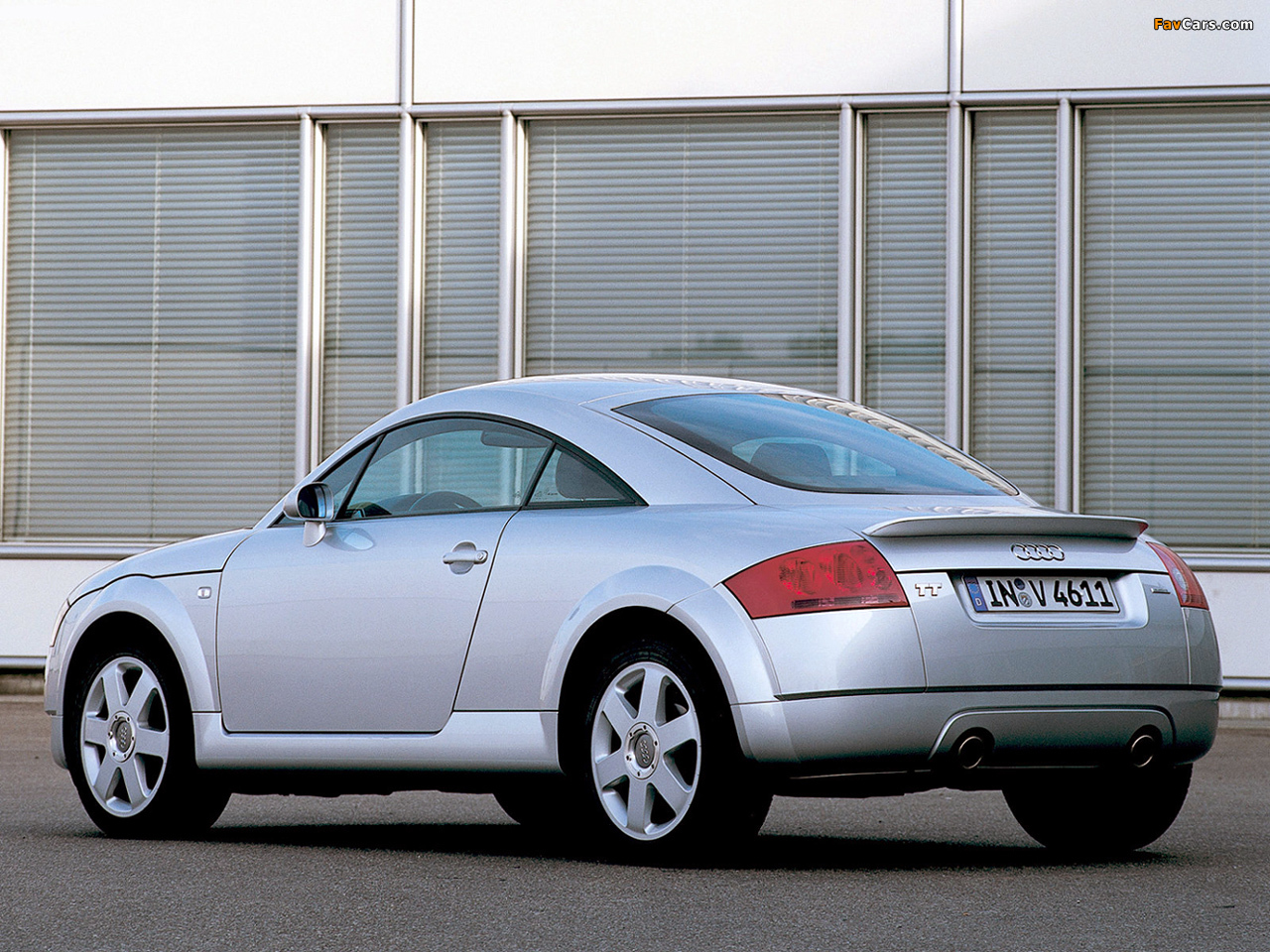pictures of audi tt coupe 8n 1998 2003 1280x960. Black Bedroom Furniture Sets. Home Design Ideas