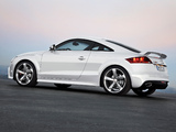 Pictures of Audi TT RS Coupe (8J) 2009