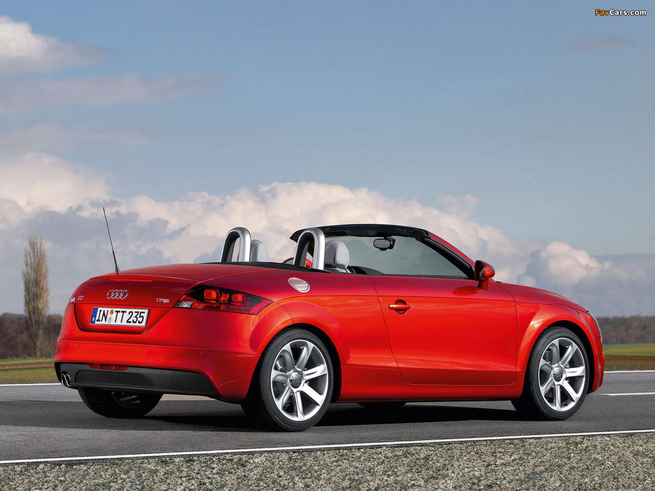 Pictures Of Audi Tt 1 8 Tfsi Roadster 8j 2010 1280x960