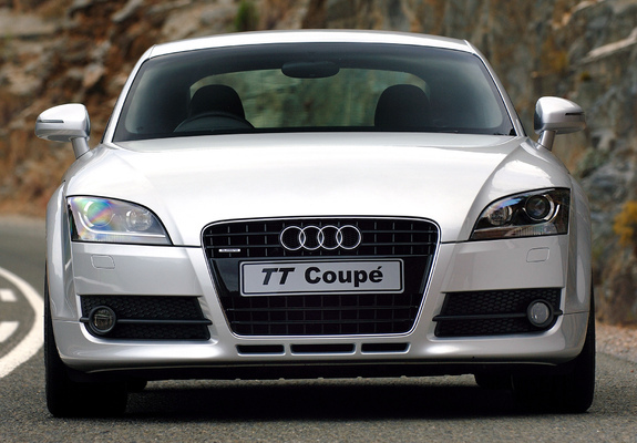 wallpapers of audi tt 3 2 quattro coupe za spec 8j 2006 10 1600x1200. Black Bedroom Furniture Sets. Home Design Ideas