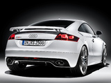 Wallpapers of Audi TT RS Coupe (8J) 2009