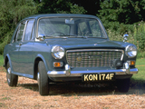 Austin 1100 4-door Saloon 1963–74 wallpapers
