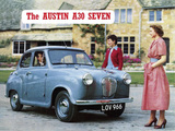 Austin A30 2-door 1953–56 wallpapers