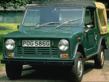 Pictures of Austin Ant 4WD Prototype 1968