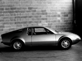Images of Autobianchi G.31 Coupe Concept by OSI 1968