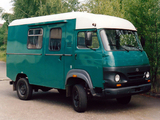 Photos of Avia A21T Van 1993–97