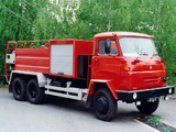Photos of Avia A31T 6x6 Firetruck UK-spec 1993–97