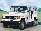 Photos of Bajaj Tempo Trax Challenger 1998–2005