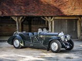 Bentley 3 ½ Litre Roadster by Petersen Engineering 1937 images