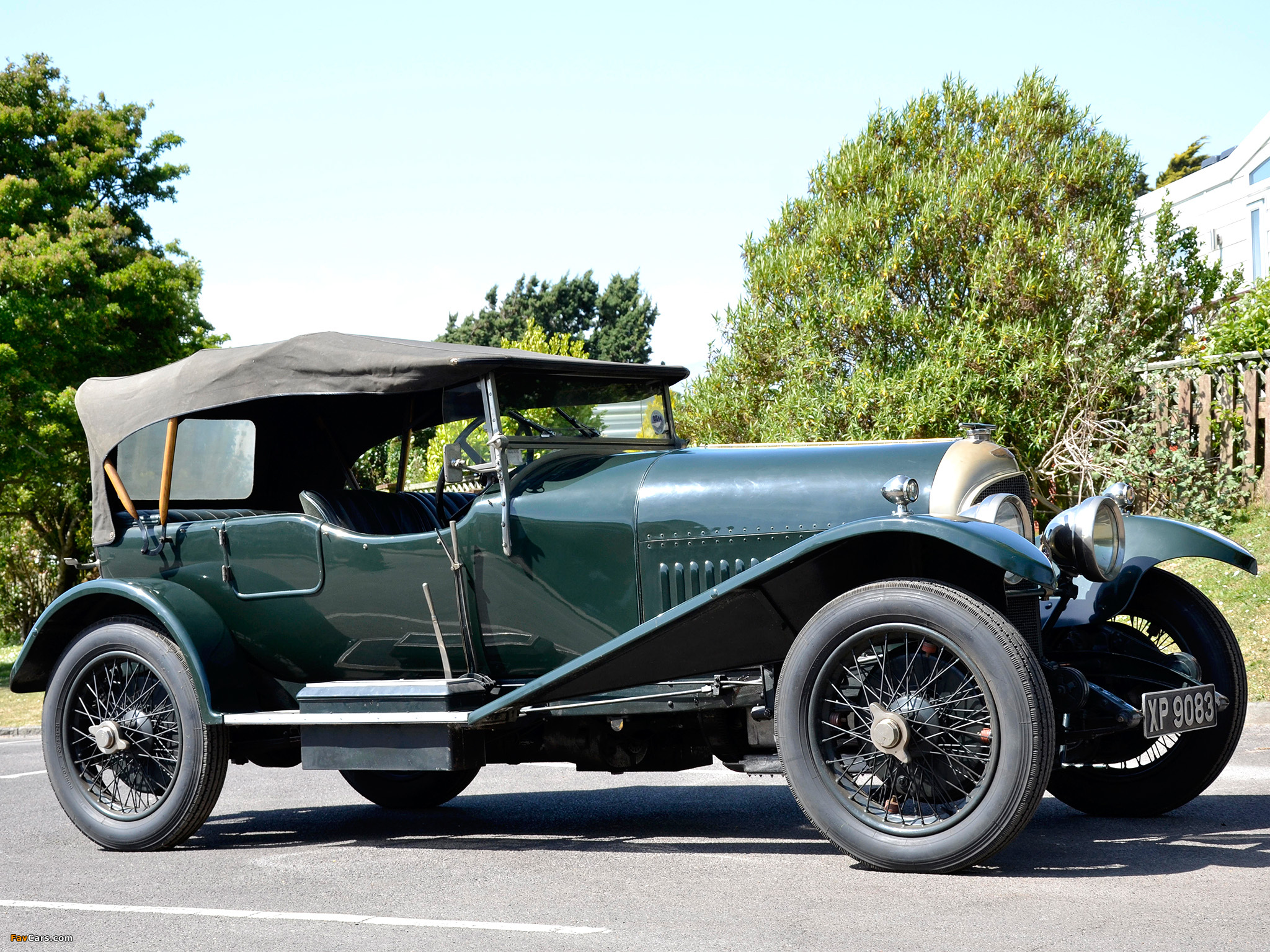 Bentley 3 Litre Speed Tourer 1921 27 Photos 2048x1536