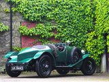 Bentley 4 ½ Litre Supercharged Blower by Gurney Nutting 1931 pictures