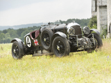 Bentley 4 ½ Litre Supercharged Le Mans Blower by Vanden Plas 1931 wallpapers