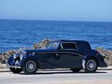 Bentley 4 ¼ Litre Coupe by VanVooren 1938–39 images