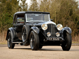 Bentley 4 Litre Coupe by Mulliner 1931 images