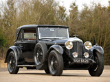 Bentley 4 Litre Coupe by Mulliner 1931 pictures
