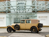 Bentley 6 ½ Litre Sedanca de Ville by Mulliner 1929 images