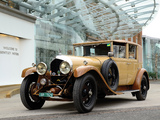 Bentley 6 ½ Litre Sedanca de Ville by Mulliner 1929 wallpapers