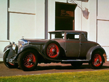 Bentley 6 ½ Litre Fixed Head Coupe by Mulliner 1930 wallpapers