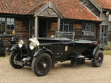 Bentley 6 ½ Litre Tourer by Vanden Plas 1928–30 wallpapers