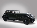 Bentley 8 Litre Short Chassis Mayfair Fixed Head Coupe 1932 pictures