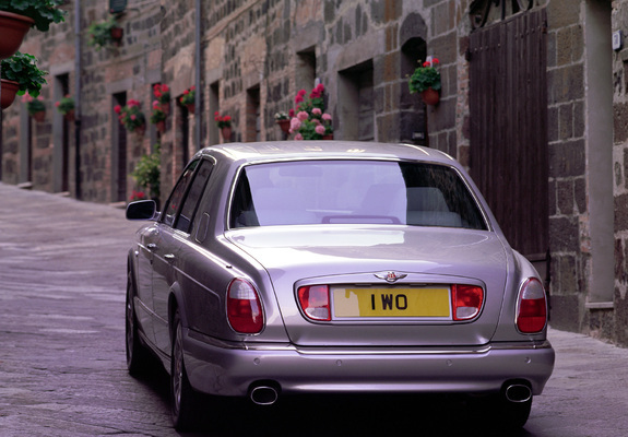 Download / Preview - Bentley Arnage Red Label 1999–2002 images