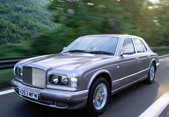 Download / Preview - Bentley Arnage Red Label 1999–2002 photos