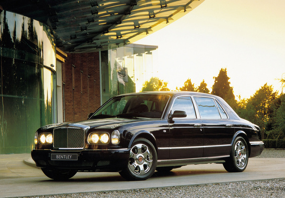 Download / Preview - Bentley Arnage Red Label 1999–2002 wallpapers