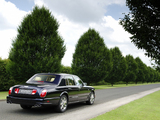 Bentley Arnage Blue Train 2005 pictures