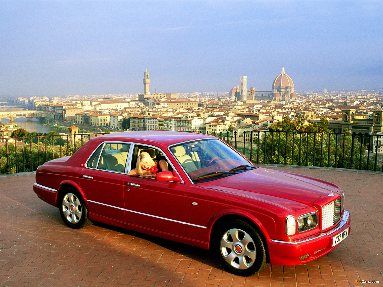Images of Bentley Arnage Red Label 1999–2002 (1600 x 1200)