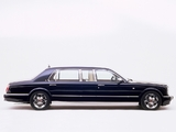 Photos of Bentley Arnage Limousine by Mulliner 2003