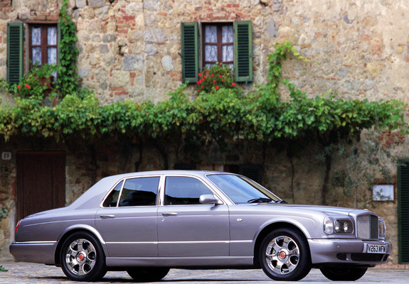 ... / Preview - Wallpapers of Bentley Arnage Red Label 1999–2002