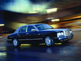 Bentley Arnage R 2007–09 wallpapers