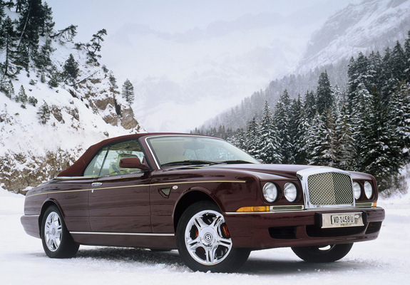 Bentley For Sale >> Photos of Bentley Azure Final Series 2003 (640x480)